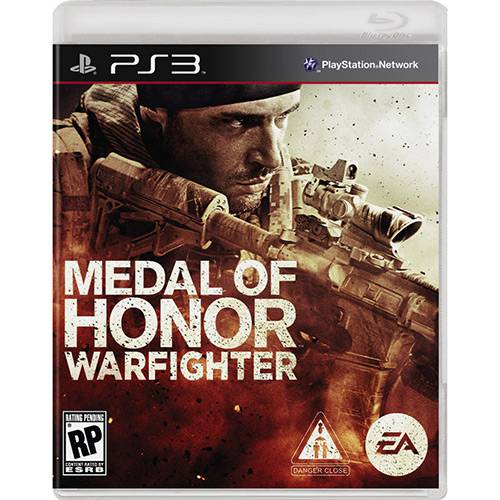 Game Medal Of Honor: Warfighter - PS3