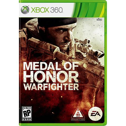 Game Medal Of Honor: Warfighter - Xbox 360