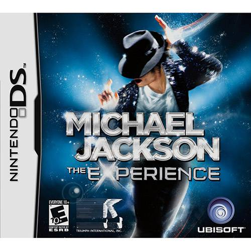 Game Michael Jackson: The Experience - DS