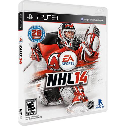 Game - NHL 14 - PS3
