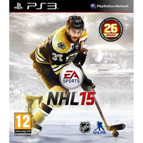 Game NHL 15 PS3 ELETRONIC ARTS