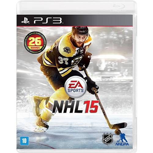 Game - NHL 15 - PS3