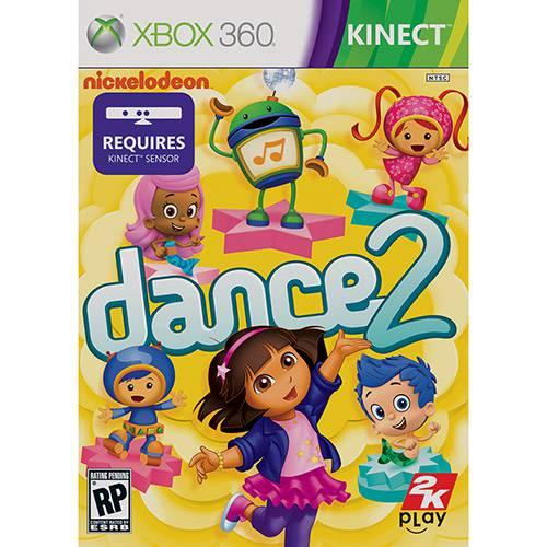 Game Nickelodeon Dance 2 - Xbox 360