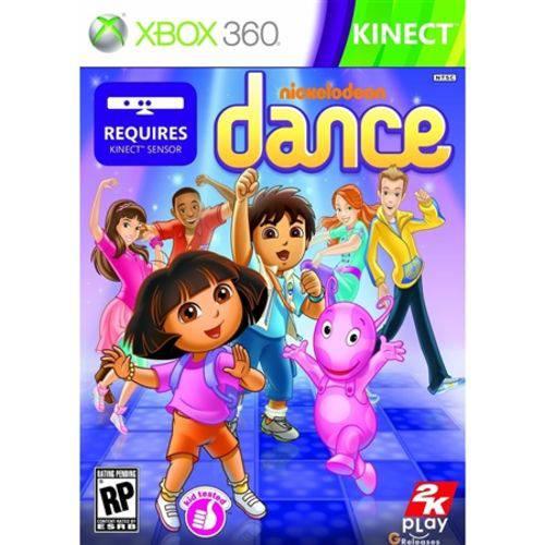 Game - Nickelodeon Dance - Xbox 360
