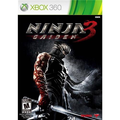 Game Ninja Gaiden 3 - Xbox360