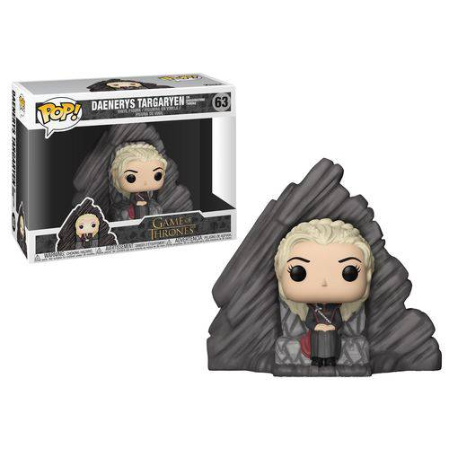 Game Of Thrones Daenerys Targaryen On Dragonstone Funko Pop
