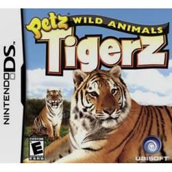 Game Petz Wild Animals Tigerz DS