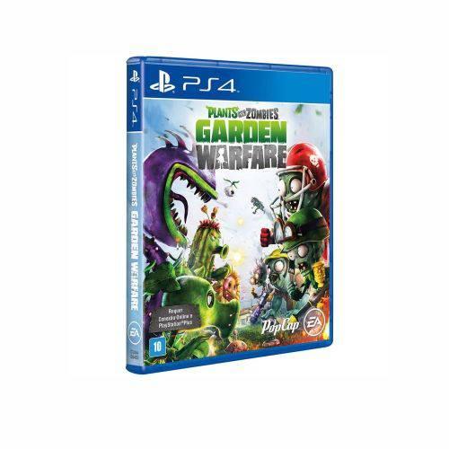 Game Plants Vs Zombie Gw 2 - Ps4