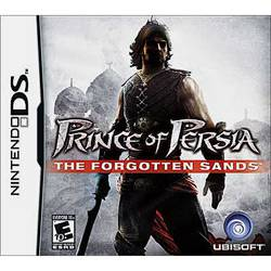 Game Prince Of Persia: The Forgotten Sands Nintendo DS - Ubisoft