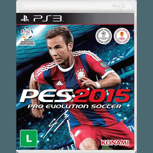 Game Pro Evolution Soccer 2015 - PS3