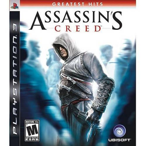 Game Ps3 - Assassins Creed Greatest Hits