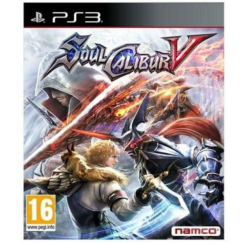 Game Ps3 Soul Calibur V