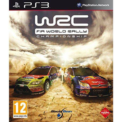 Game PS3 WRC Fia World Rally Championship