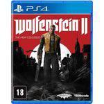 Game Ps4 Wolfenstein 2 - Original - Novo - Lacrado