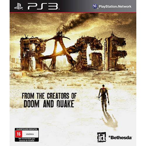 Game Rage - PS3