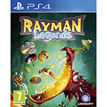 Game - Rayman Legends - PS4