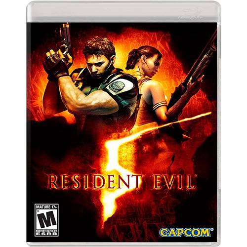 Game Resident Evil 5 - PS3