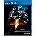 Game - Resident Evil 5 - PS4