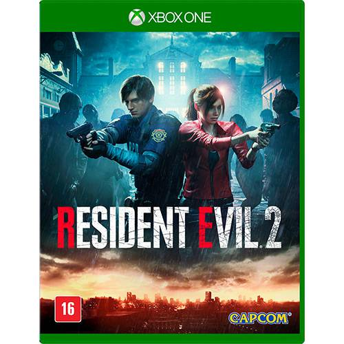 Game Resident Evil 2 Br - XBOX ONE