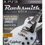 Game Rocksmith 2014 - não Inclui Cabo para Guitarra - PS3