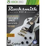 Game Rocksmith 2014 - não Inclui Cabo para Guitarra - X360