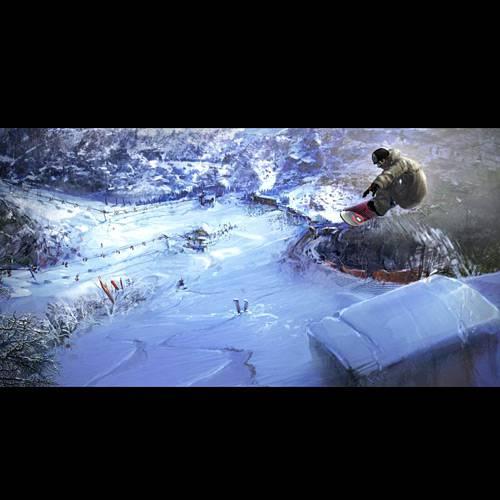 Game Shaun White Snowboarding - X360
