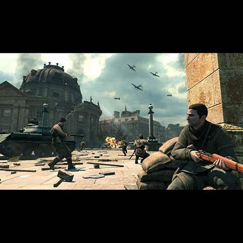 Game Sniper Elite V2 - Xbox 360