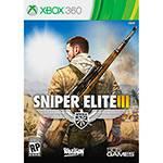 Game - Sniper Elite 3 - Xbox 360
