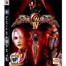 Game Soul Calibur IV PS3