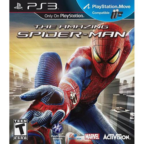 Game The Amazing - Spider Man - PS3