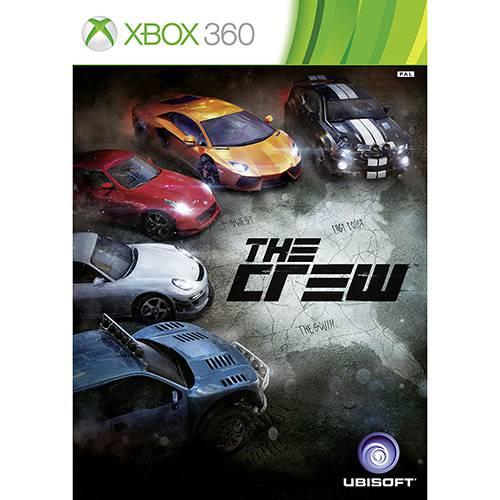 Game The Crew - XBOX 360