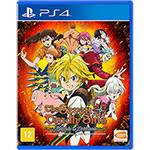 Game The Seven Deadly Sins Knights Of Britannia - PS4