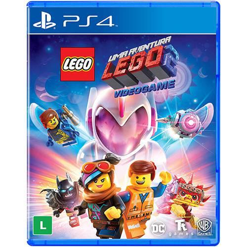 Game uma Aventura Lego 2 - PS4