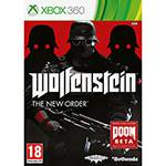 Game Wolfenstein: The New Order Bet - XBOX 360