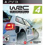 Game WRC 4: Fia World Rally Championship - PS3