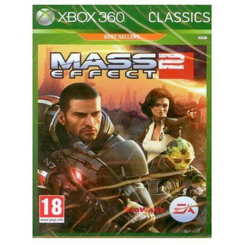 Game Xbox 360 Mass Effect 2