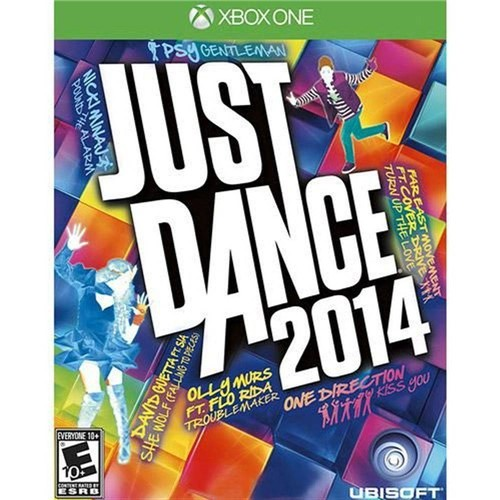 Game Xbox One Just Dance 2014