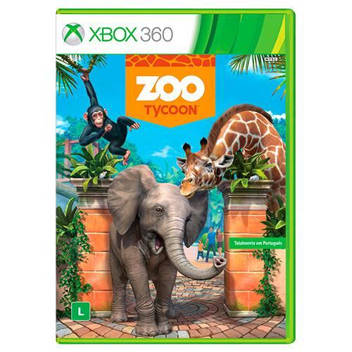 Game Zoo Tycoon - XBOX 360