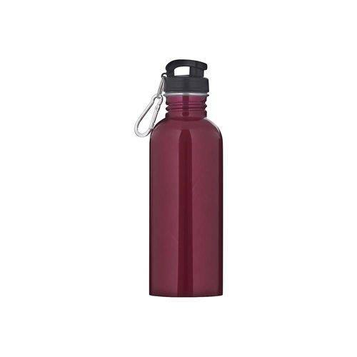 Garrafa de Aço Inox Water To Go - Rosa