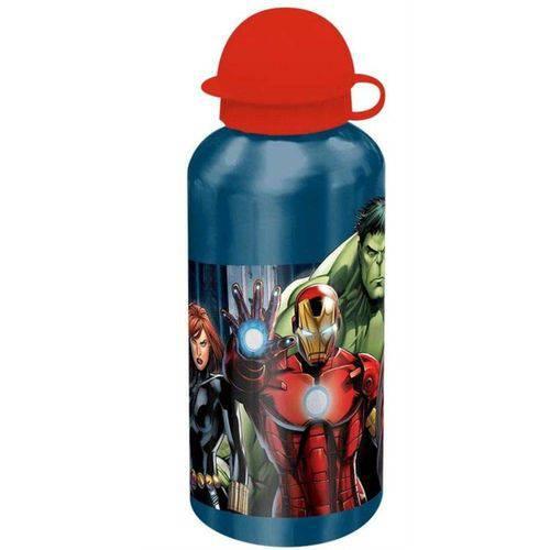 Garrafa de Alumínio Avengers Disney