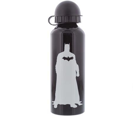 Garrafa de Alumínio STZ Batman Preto -