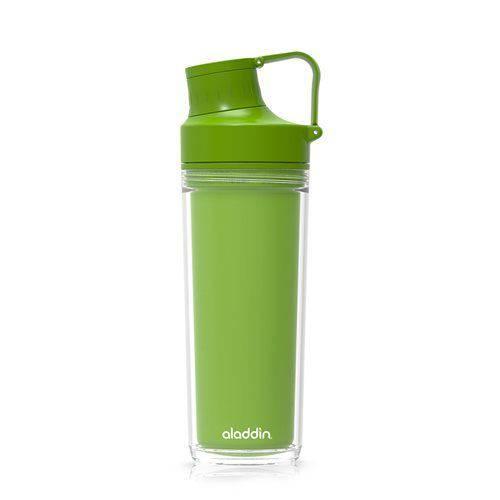 Garrafa de Hidratação Active 500ml - Maçã Verde - Parede Dupla
