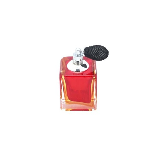 Garrafa para Perfume com Borrifador 5X5X8,5cm