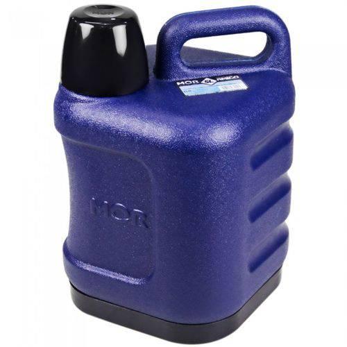 Garrafa Térmica 5 Litros Azul - Mor