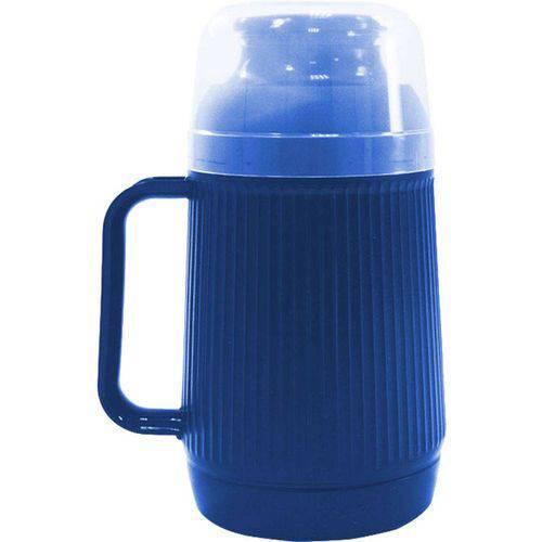 Garrafa Térmica 500ml Azul 2704az
