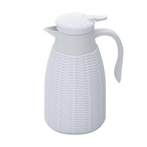 Garrafa Térmica Branca Tress 1l