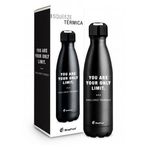 Garrafa Termica Cantil You Are Your Only Limit 500ml