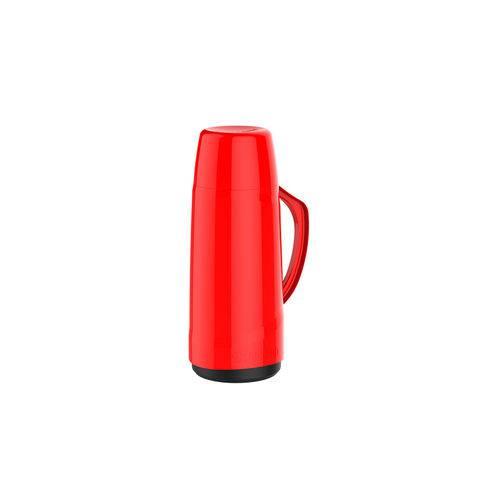 Garrafa Termica Cristal 650ml Vermelha - SOP09003.0170.10 - Soprano
