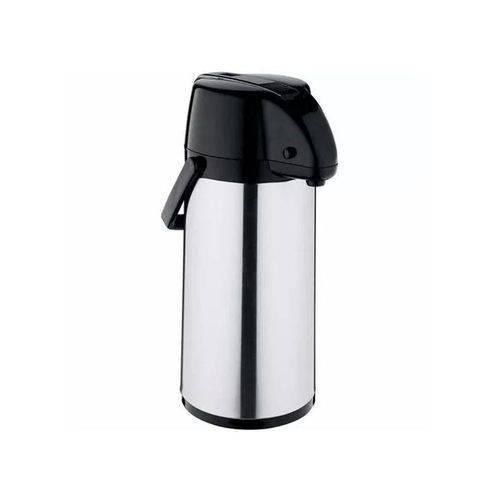 Garrafa Térmica Exclusiva Aço Inox 1 Litro Soprano