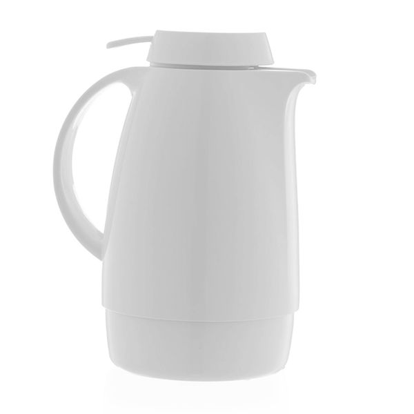 Garrafa Térmica Helios Branco 600ML - 25725